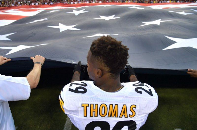 half off 6a0fd 1a0cf Denver Broncos S Shamarko Thomas suffers eye injury - UPI.com