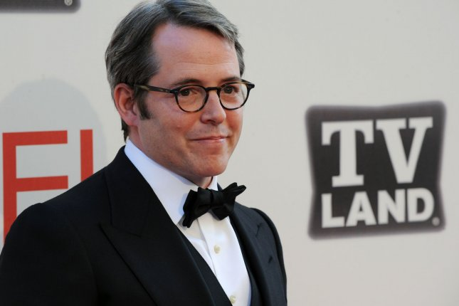 Matthew Broderick is to star in a new Netflix series called Daybreak and will make a guest appearance soon on The Conners. File Photo by Jim Ruymen/UPI