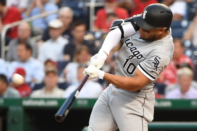 Watch: White Sox's Yoan Moncada Hits 458-foot Homer In