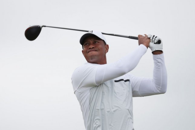 Tiger Woods sits at No. 6 in the Official World Golf Ranking entering the 2019 Presidents Cup. Photo by Hugo Philpott/UPI