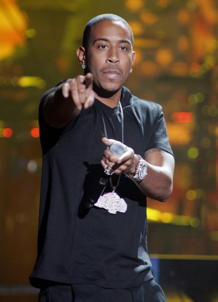 Ludacris has been booked to perform at the Grammy Award nominations concert in Los Angeles. UPI/Michael Bush