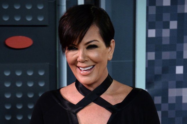 Kris Jenner at the MTV Video Music Awards on August 30, 2015. File Photo by Jim Ruymen/UPI