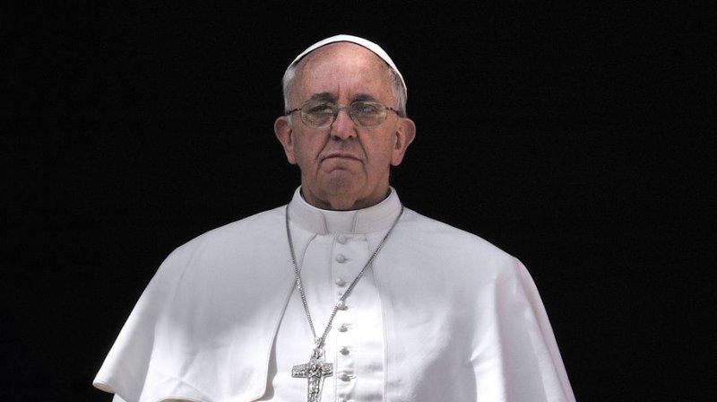 Pope Francis. UPI/Stefano Spaziani