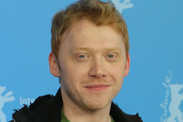 Rupert Grint arrives at the photo call for the film The Necessary Death of Charlie Countryman during the 63rd Berlinale Film Festival in Berlin on February 9, 2013. UPI/David Silpa