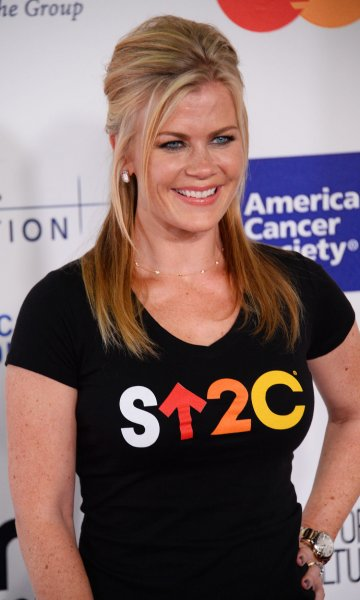 Alison Sweeney has officially left 'Days of Our Lives.' (UPI/Jim Ruymen)