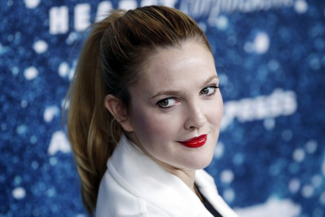 Drew Barrymore arrives on the red carpet at the 2014 Women's Leadership Award Honoring Stella McCartney on November 13, 2014. Barrymore shared a selfie featuing famous friends Cameron Diaz, Gwyneth Paltrow, Nicole Richie and others on social media. File Photo by John Angelillo/UPI