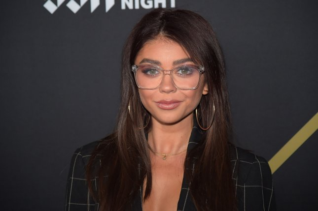 Sarah Hyland explained how self-care has given her a sense of control over her body amid her health issues. File Photo by Will Newton/UPI