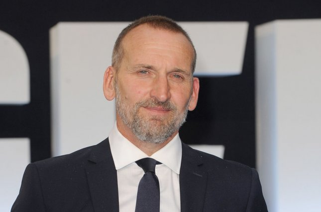 Christopher Eccleston will star in BBC drama Dodger along with David Threlfall, Billy Jenkins and Saira Choudhry. File Photo by Paul Treadway/UPI