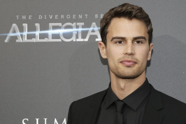 Theo James is lending his voice to the lead character in the animated series, The Witcher: Nightmare of the Wolf. File Photo by John Angelillo/UPI