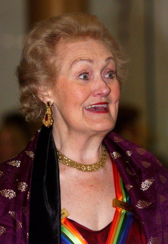 Renowned Australian-born soprano Joan Sutherland died in Geneva, Switzerland, Monday, her family said. She was 83. (UPI Photo/Michael Kleinfeld)