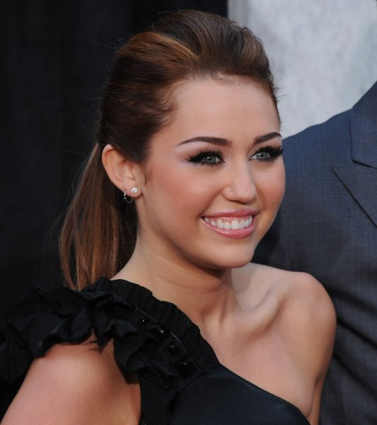 Note to parents: Miley Cyrus is growing up