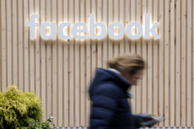Facebook said it unintentionally imported the email contacts when new users signed up. File Photo by John Angelillo/UPI