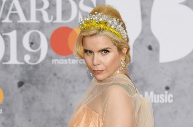 Paloma Faith gave an update after her six-week-old daughter was hospitalized for an infection. File Photo by Rune Hellestad/ UPI