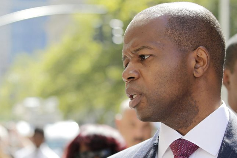 Brooklyn District Attorney Kenneth Thompson. UPI/John Angelillo