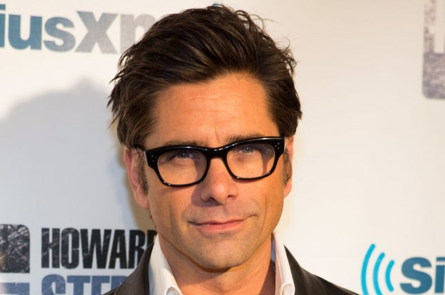 John Stamos Arrives On The Red Carpet At SiriusXMs Howard Stern Birthday Bash In New York City Feb 1 2014 Photo By Justin Alt UPI