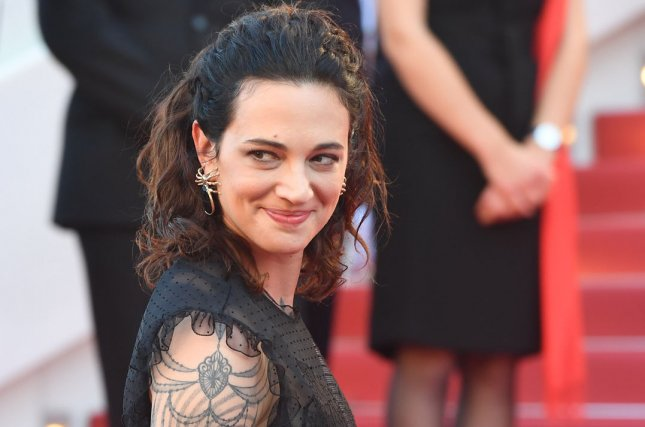 Asia Argento on Twitter said that will be going ahead with taking legal action against Rose McGowan for deception, fraud, coercion and libel. File Photo by Rune Hellestad/ UPI