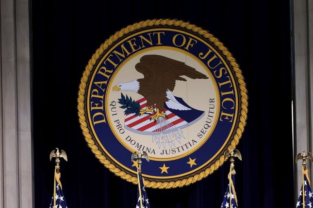 The Justice Department announced Wednesday that Mariam Taha Thompson, a former linguist for a Special Operations Task for in Iraq, on charges of passing classified information onto Hezbollah. Pool Photo by Win McNamee/UPI