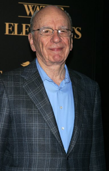 Rupert Murdoch, owner of News Corp and owner of News of the World. UPI /Laura Cavanaugh