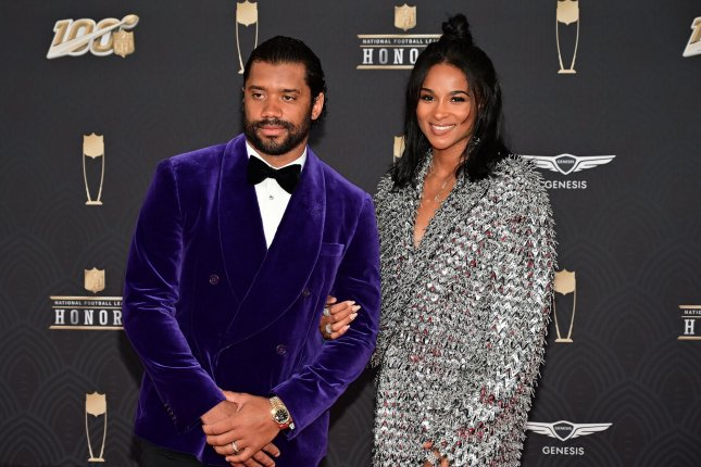 For the first time, the ESPYS will feature three remote hosts, including Seattle Seahawks quarterback Russell Wilson (L). File Photo by David Tulis/UPI