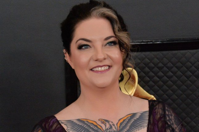 Ashley McBryde will co-host the 2020 CMT Music Awards, alongside Kane Brown and Sarah Hyland Wednesday at 8 p.m. EDT. File Photo by Jim Ruymen/UPI