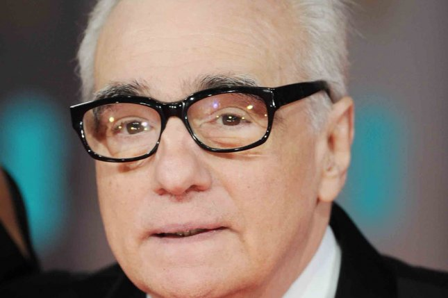 American director Martin Scorsese attends the EE British Academy Film Awards 2014 at The Royal Opera House in London on February 16, 2014. UPI/Paul Treadway