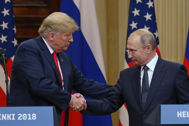 Regardless of what one might think of Trump's connections with the Russians, engaging with the Russians is necessary to find a solution to Syria. File Photo by David Silpa/UPI
