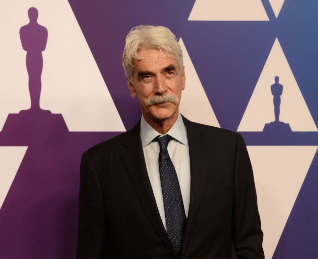 Sam Elliott has joined the cast of the new MacGruber series. File Photo by Jim Ruymen/UPI