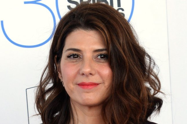Marisa Tomei will portray Gloria Steinem in HBO miniseries 'Ms.' File photo by Jim Ruymen/UPI