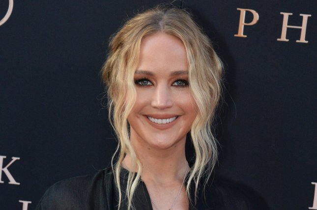 Jennifer Lawrence will star in Don't Look Up, a new comedy film from The Big Short director Adam McKay. File Photo by Jim Ruymen/UPI