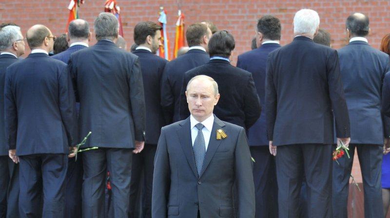 Russian President Vladimir Putin. UPI