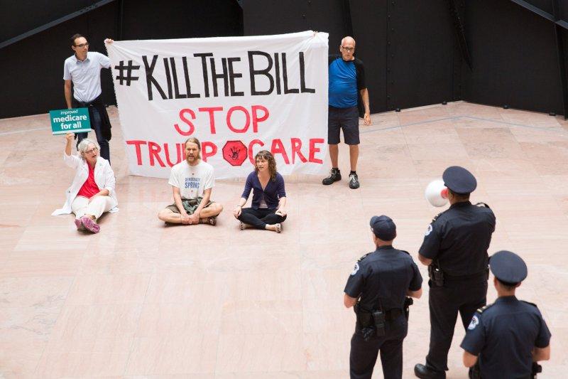 Pro-Trump media blames Congress — Health care bill