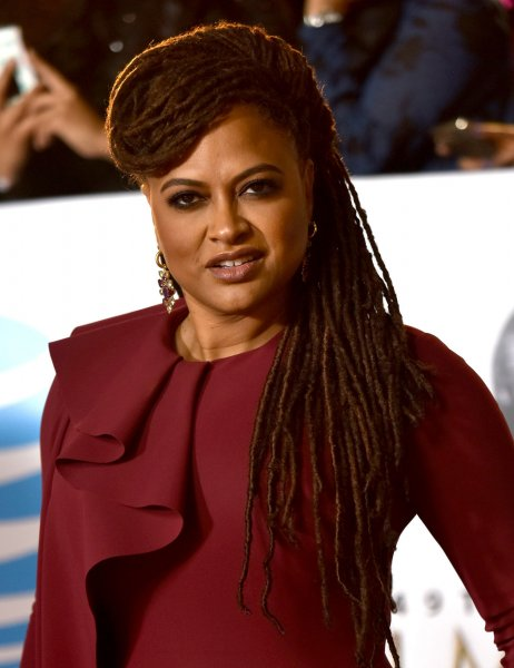 Ava DuVernay arrives for the 49th NAACP Image Awards on Monday. Photo by Christine Chew/UPI