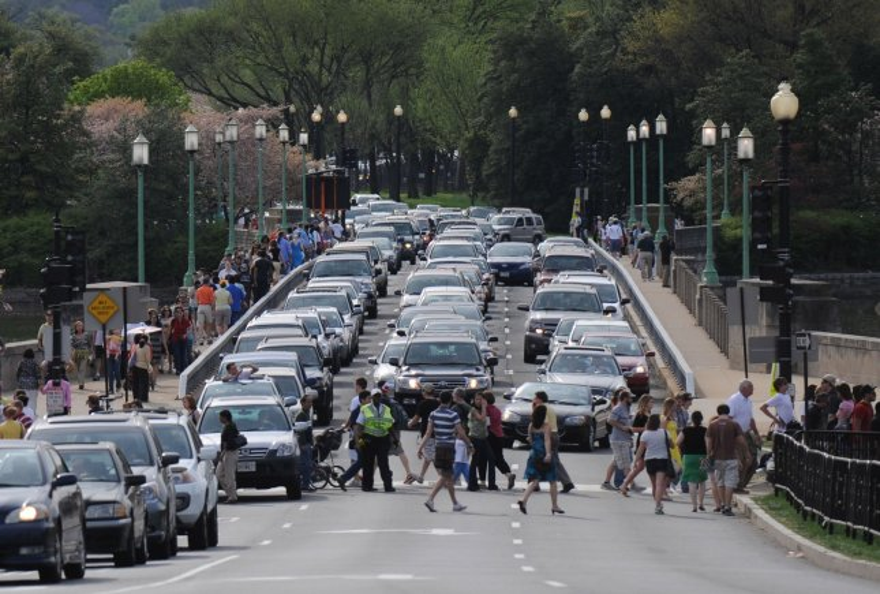 U.S. obesity correlates to vehicle usage