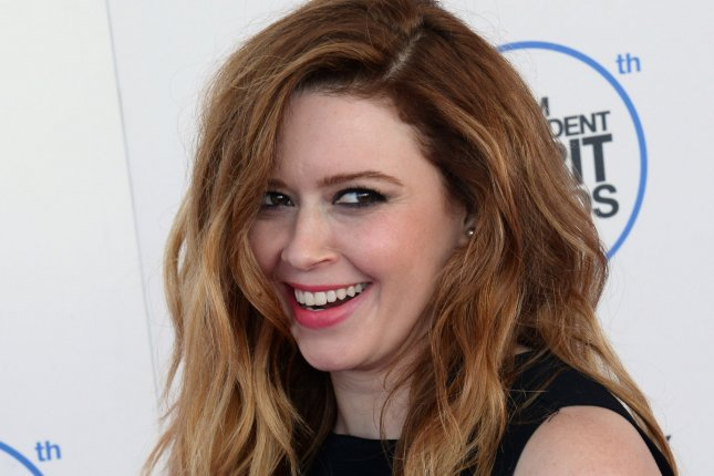 Natasha Lyonne at the Film Independent Spirit Awards on February 21. The actress' fate on 'Orange is the New Black' remains unknown. File photo by Jim Ruymen/UPI