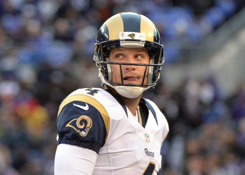 Rams place Pro Bowl K Greg Zuerlein on IR, sign Sam Ficken
