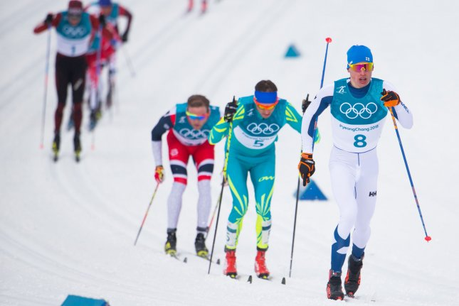Finland's Niskanen wins men's 50km mass start classic in Pyeongchang