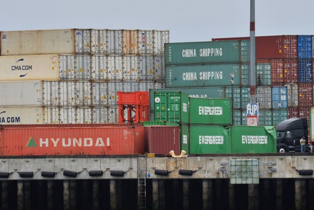 Broadly applied tariffs are not an effective tool to change China's unfair trade practices, the companies said in a letter. File Photo by Jim Ruymen/UPI