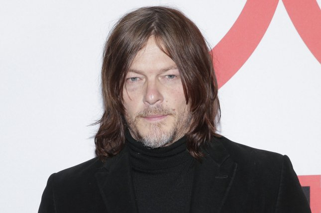 The Walking Dead star Norman Reedus arrives on the red carpet at a Isle Of Dogs screening on March 2018. AMC has announced that The Walking Dead will end after an expanded 11th season. File Photo by John Angelillo/UPI