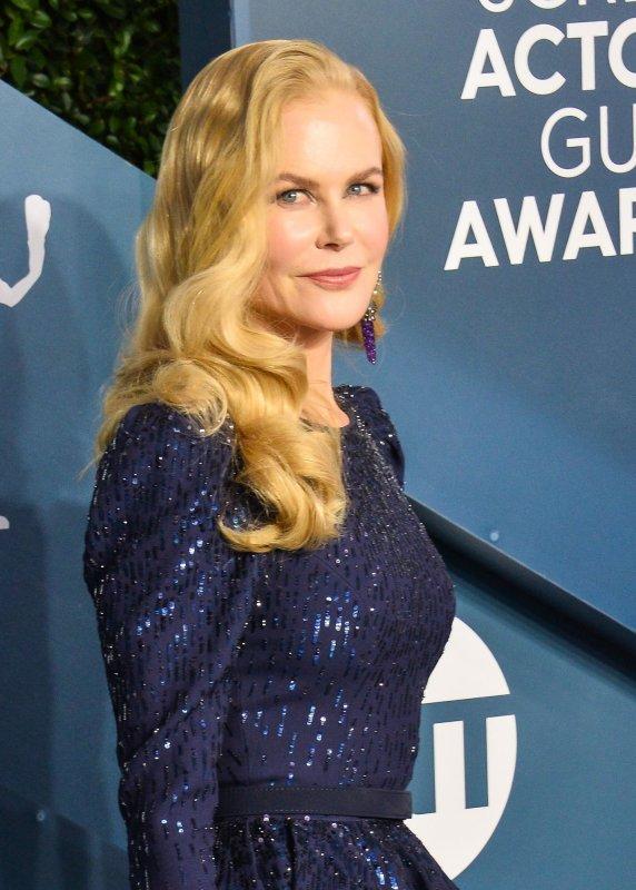 Nicole Kidman plays health and wellness guru Masha in Nine Perfect Strangers. File Photo by Jim Ruymen/UPI