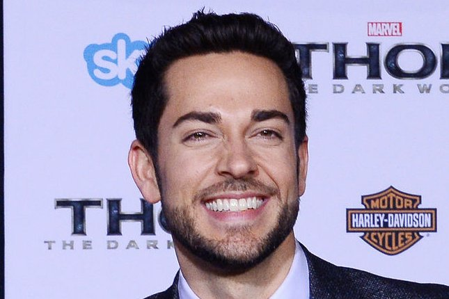 Zachary Levi is confirmed for 'Heroes' reboot 'Heroes Reborn.' Photo by Jim Ruymen/UPI