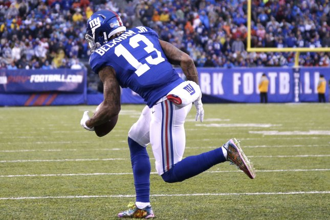 Odell Beckham on playing Sunday: I wouldn't count it out