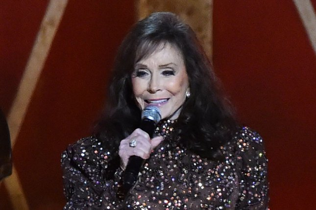 Loretta Lynn underwent surgery for a broken hip after falling at her home in Tennessee. File Photo by Kevin Dietsch/UPI