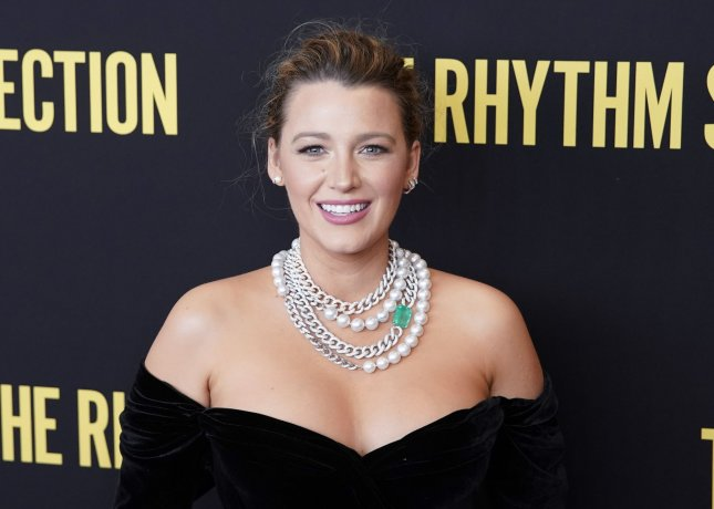 Blake Lively has signed on to star in Netflix's Dark Days at the Magna Carta. File Photo by John Angelillo/UPI