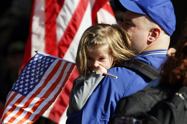 Though Father's Day was first observed in 1910, it wouldn't be formally recognized by federal law for another62 years. File Photo by John Angelillo/UPI