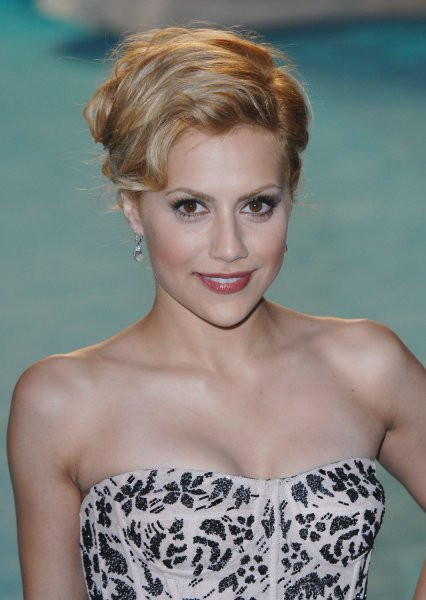 American actress Brittany Murphy attends the European premiere of Happy Feet at Empire, Leicester Square in London on November 26, 2006. (UPI Photo/Rune Hellestad)