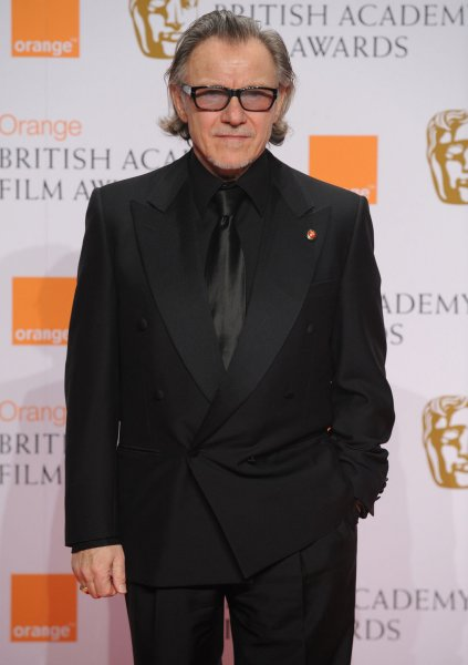 American actor Harvey Keitel attends the pressroom at The Orange British Academy Film Awards at Royal Opera House in London on February 10, 2008. (UPI Photo/Rune Hellestad)