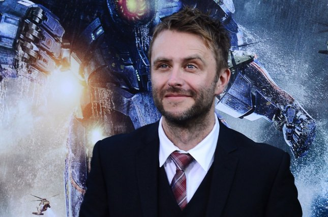 Actor Chris Hardwick attends the premiere of the sci-fi motion picture Pacific Rim, at the Dolby Theatre in the Hollywood section of Los Angeles on July 9, 2013. UPI/Jim Ruymen