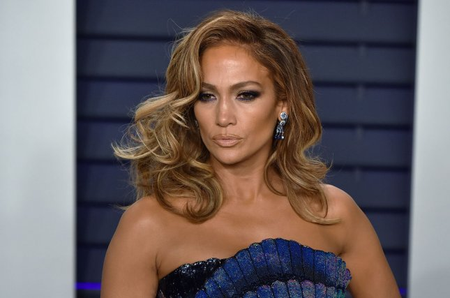 Jennifer Lopez presides over a haute couture circus in her Medicine video featuring French Montana. File Photo by Christine Chew/UPI