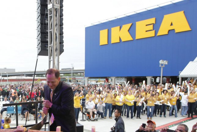 Ikea is seeking a happiness hunter to live in Denmark for two weeks and research what makes a happy home. File Photo by Bill Greenblatt/UPI
