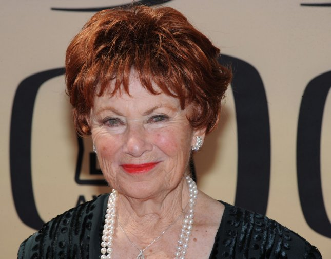 Actress Marion Ross from Happy Days. File photo. UPI/Jim Ruymen